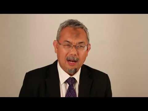 Dr Ismail Mohamed Taib of JAMBATAN KEDUA SDN BHD at The Green Apple Awards