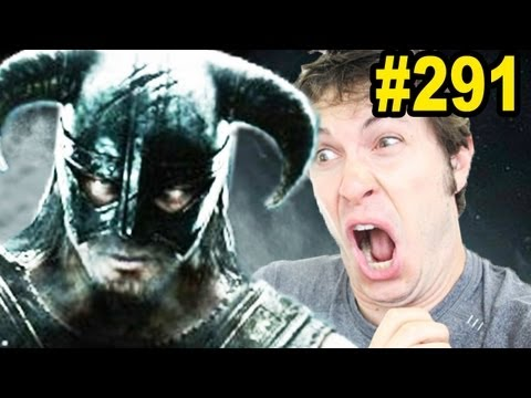 Skyrim - SLENDERMAN - Part 291