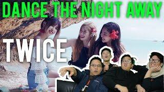 "Video 트와이스 TWICE ""DANCE THE NIGHT AWAY"" (MV Reaction) MP3, 3GP, MP4, WEBM, AVI, FLV Juli 2018"