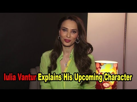 Iulia Vantur Talking About Her Next Movie Character | Radha Kyon Gori Main Kyon Kaala |