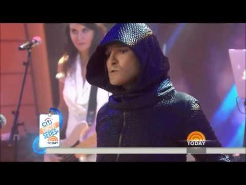 Corey Feldman today performance goes viral #Olmanrus