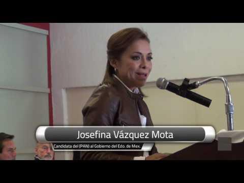 Llama Josefina a respetar la vida desde la concepción