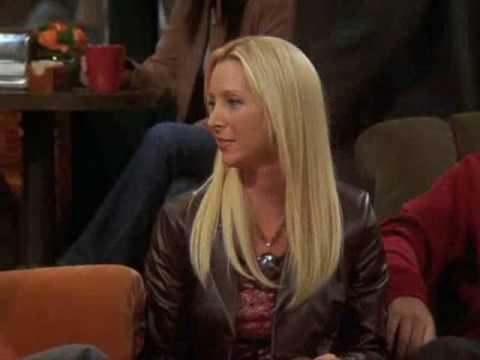 Friends en español - La Agenda Negra de Phoebe..^^