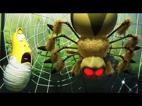 LARVA - SPIDER   Cartoon Movie   Cartoons For Children   Larva Cartoon   LARVA Official