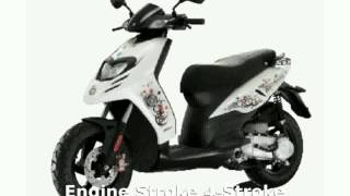 2. 2013 Piaggio Typhoon 125 - Details & Specification