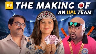 Video TVF's The Making Of... | An IIPL Team (ft. Vinod Kampbell) MP3, 3GP, MP4, WEBM, AVI, FLV Juni 2018