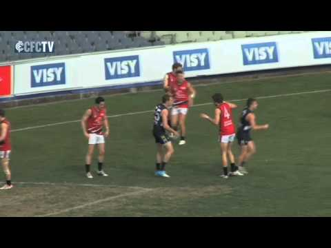 Northern Blues Goal Highlights &#8211; Round 22, 2012
