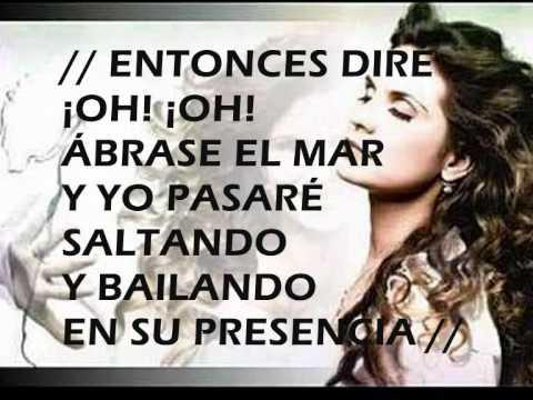 VICTORIA EN EL DESIERTO (Letra Español) - ALINE BARROS