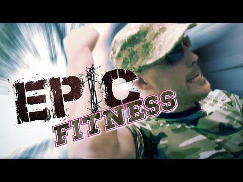 edition - Epic Fitness : le programme tonus et vitalité qui vous permet d'utiliser chaque instant de votre vie de merde pour entretenir votre corps. YouTube : http://bit.ly/1vgIW94 Facebook : http://on.fb...