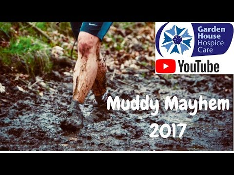 MuddyMayhem 2018, 5K Obstacle Run