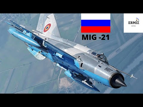 The Mikoyan-Gurevich MiG-21 (Russian:...