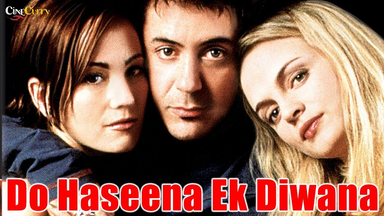 Do Haseena Ek Diwana | Robert Downey Jr | Full Length Bollywood Dubbed Movie