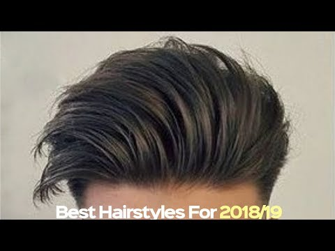 TOP 5 NEW Hairstyles For Men 2018/2019 - Mens Haircut Trends