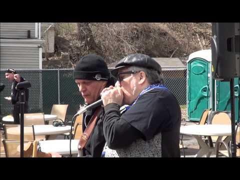 Walking Blues - Mark The Harper Blues Band 4/14/13