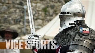 Video MMA with Medieval Armor and Blunt Weapons MP3, 3GP, MP4, WEBM, AVI, FLV Oktober 2018