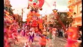 Video EuroDisney Resort Paris - Early - 1992 VHS UK Advert MP3, 3GP, MP4, WEBM, AVI, FLV Oktober 2018