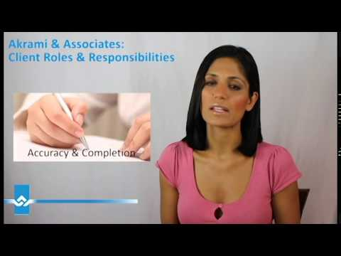 Akrami and Associates Clients Roles and Responsibilities Video