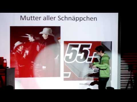 Science Slam Münster (16. Jan. 2012): Sebastian Köffer - Nostradamus Reloaded
