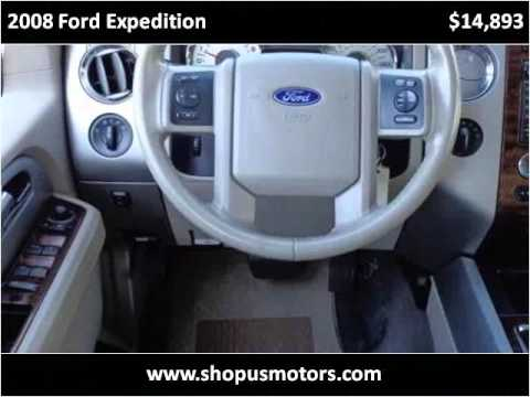 2008 Ford Expedition Used Cars Edgewood MD