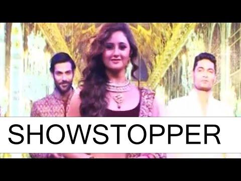 Rashmi Desai turns Showstopper