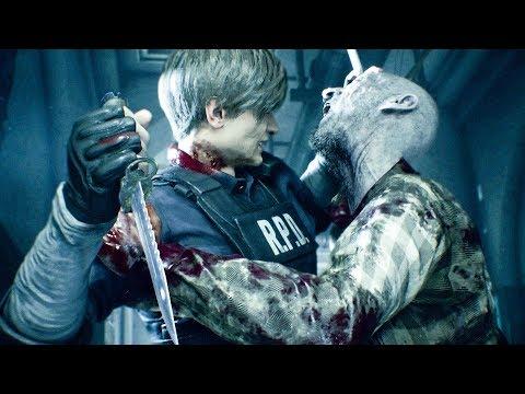 GAME KINH DỊ HAY NHẤT 2019 LÀ ĐÂY | Resident Evil 2 Leon #1 - Thời lượng: 41 phút.