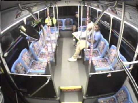 Durham Bus Bomb Video