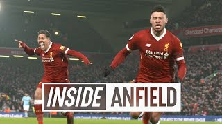 Video Inside Anfield: Liverpool 4-3 Man City | Unseen tunnel cam from seven-goal thriller MP3, 3GP, MP4, WEBM, AVI, FLV Maret 2018
