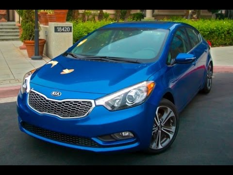 2015 Kia Forte Start Up and Review 1.8 L 4-Cylinder