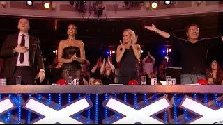 Video 14.y.o Girl Leaving the Judges Open-Mouthed With Her Talented Voice | Week 6 | BGT 2017 MP3, 3GP, MP4, WEBM, AVI, FLV Maret 2019