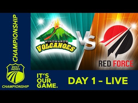 Windwards v T&T Red Force - Day 1 | West Indies Championship | Thursday 28th February 2019 - Thời lượng: 6 giờ.