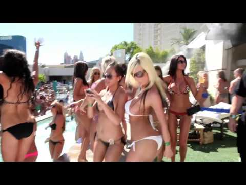 Wet Republic, Las Vegas Pool Parties 2014 – Unravel Travel TV