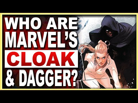 Who Are Marvel's Cloak & Dagger? The Interracial Couple With A War On Drugs!
