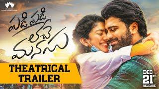 Video Padi Padi Leche Manasu Theatrical Trailer   Sharwa   Sai Pallavi   Hanu Raghavapudi MP3, 3GP, MP4, WEBM, AVI, FLV Desember 2018