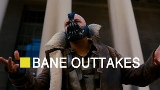 Bane went through a lot of changes before the final version of TDKR. *Spoiler alert*-LYRICS AND LINKS TO PURCHASE BANE RAP BELOW (click show more) Support ou...