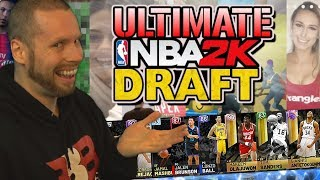 The Ultimate NBA 2K19 Draft