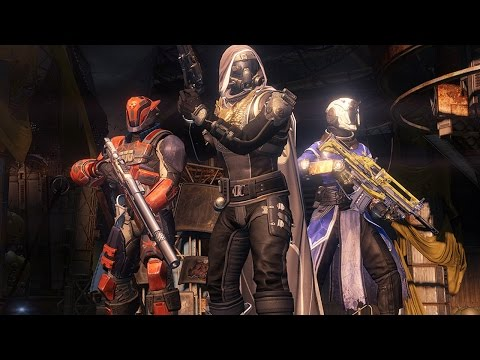 What - We sat down with Bungie's Jonty Barnes to discuss Destiny's future, and also to get some details about the universe, multiplayer and worlds we'll explore on launch day.