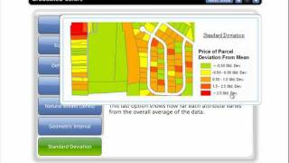 Symbology and Classification in ArcGIS 10 Lecture - GT-101 - Washington College