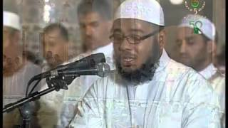 2012-1433 Night 2 Taraweeh in Algeria Part 2/6 Beautiful Recitation