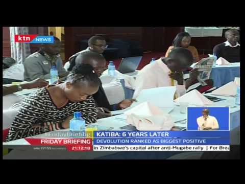 Kenyans mark 6 years since its the new constitution's promulgation into law