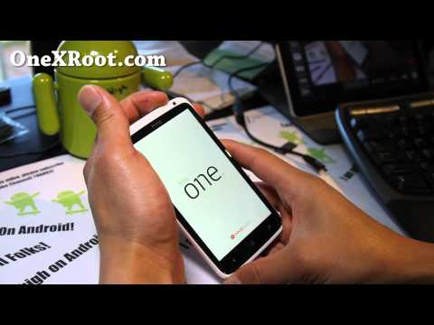 comment installer rom htc one x