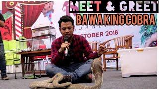 Video PANJI PETUALANG MEET & GREET PETVAGANZA TANGERANG/SERUU !!!! MP3, 3GP, MP4, WEBM, AVI, FLV Desember 2018