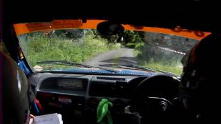 Anthony McDonald & Michael Donnellan - Cavan Stages Rally 2017 - Stage 7