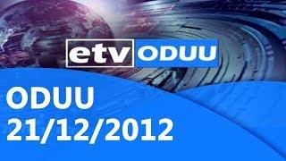 Afan ODUU    21/12/2012