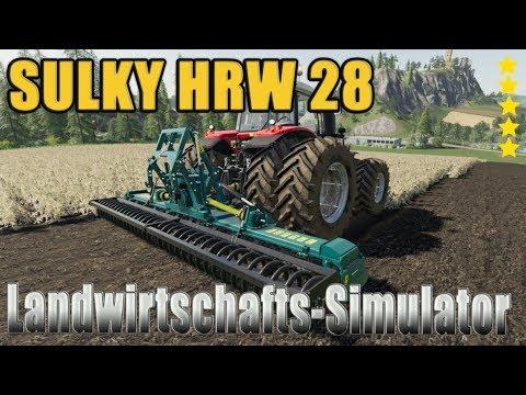 Sulky HRW 28 v1.0.0.0