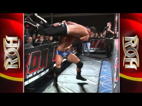 roh - To get ready for tomorrow's MANHATTAN MAYHEM V by checking out the Main Event from MANHATTAN MAYHEM IV ROH WORLD TITLE: RODERICK STRONG VS EDDIE EDWARDS (3/1...