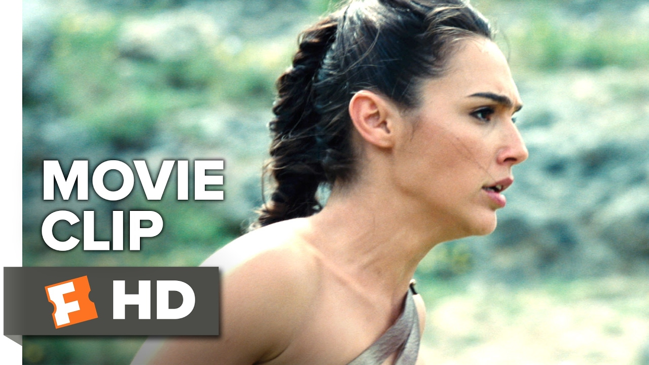 In Theaters, Metropolis Has Superman. Gotham Has Batman. Now the World Has Gal Gadot as 'Wonder Woman' (Clip)