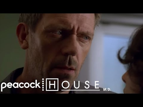 Sharing An Office With Cuddy | House M.D.