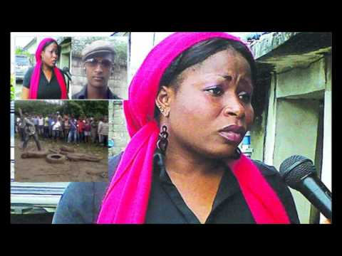 UNIPORT4 KILLING - I watched them kill my brother -- Tekena's sister