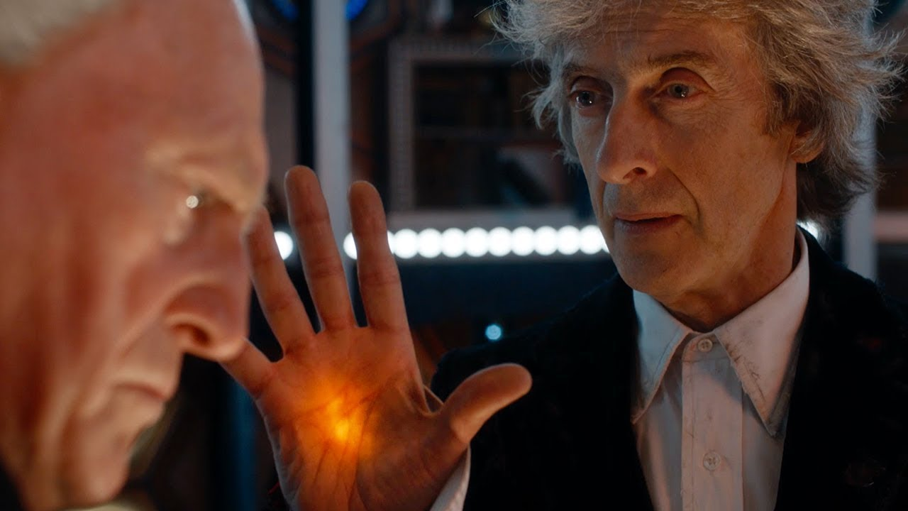 SNEAK PEEK: Doctor Who 2017 Christmas Special scene