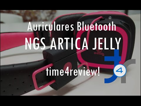 NGS Pink Artica Jelly Review ESPAÑOL